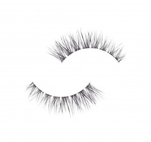 Klej DUO + Rzęsy na taśmie NATURAL MESS  Premium Silk Lashes Lash Brow