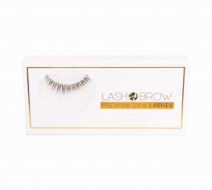 Rzęsy na taśmie BE NATURAL Premium Silk Lashes Lash Brow