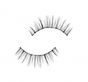 Klej DUO + Rzęsy na taśmie NATURAL GLAM  Premium Silk Lashes Lash Brow