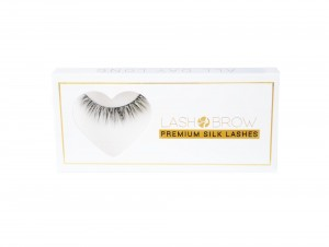 Rzęsy na taśmie ALL DAY LONG  Premium Silk Lashes Lash Brow