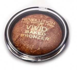 Makeup Revolution Vivid Baked Bronze Bronzer do policzków Ready To Go 13 g