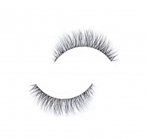 Klej DUO + Rzęsy na taśmie ALL DAY LONG  Premium Silk Lashes Lash Brow