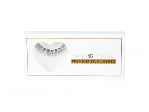 Rzęsy na taśmie NATURAL MESS  Premium Silk Lashes Lash Brow