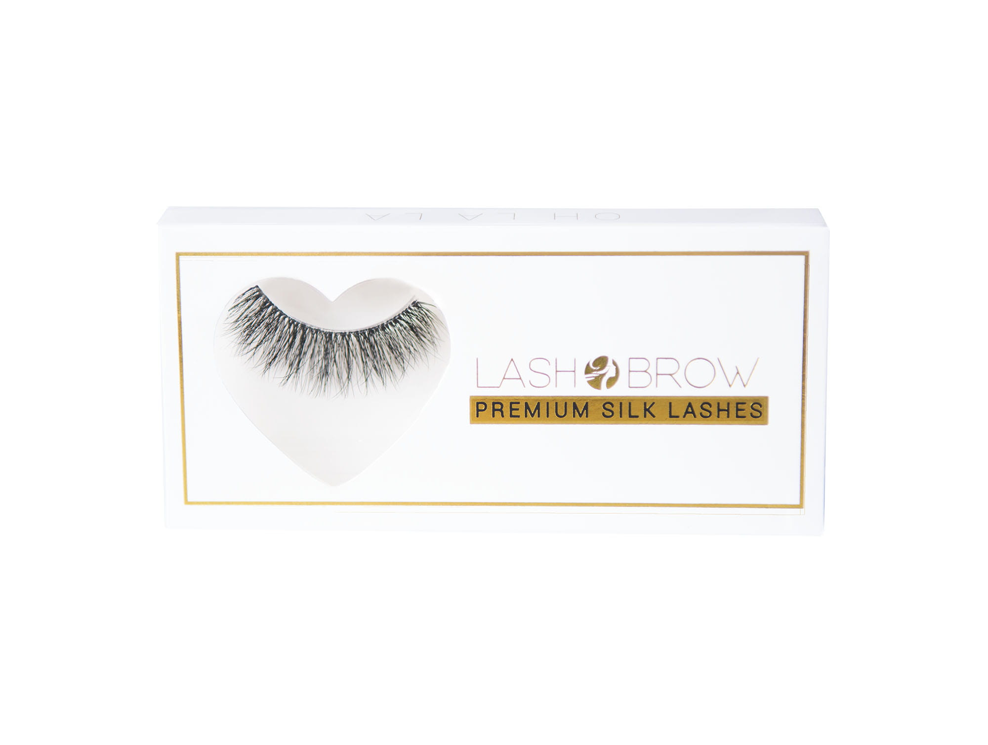 Oh La La Premium Silk Strip Lashes Lash Brow